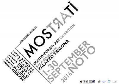 Mostrat#236;. Contemporary Art Exhibition