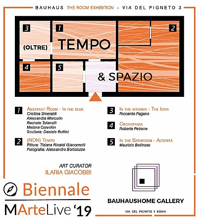 (Oltre) Tempo amp; Spazio - The Room Exhibition