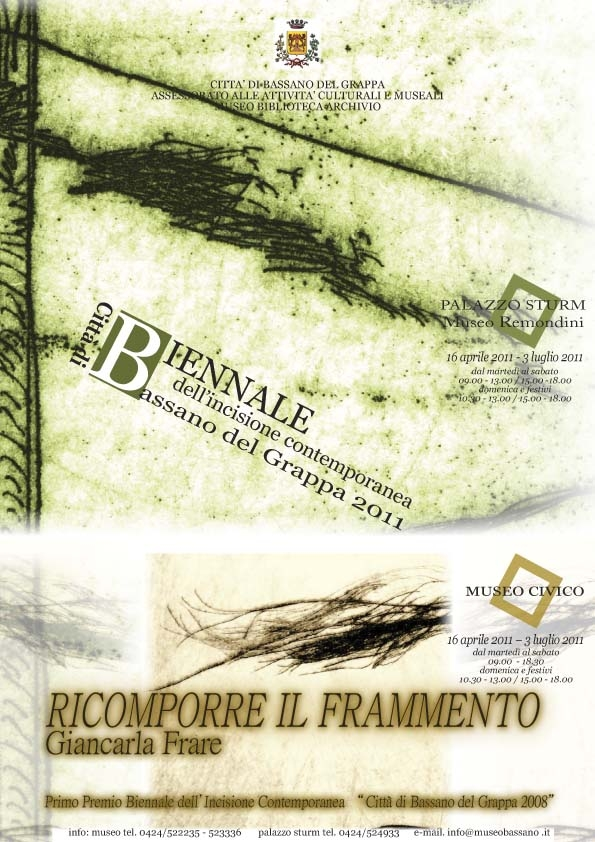 Biennale dell' Incisione Contemporanea