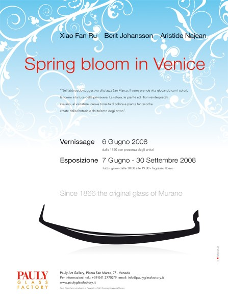 Spring Bloom in Venice