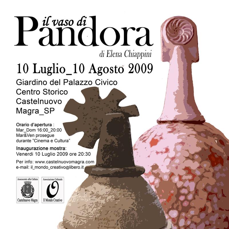 Il vaso di pandora di elena chiappini sola for Mito vaso di pandora