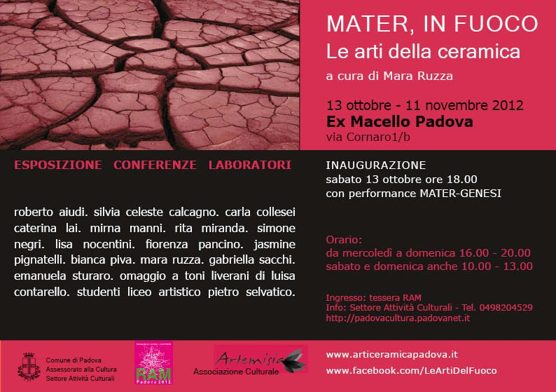 MATER, IN FUOCO