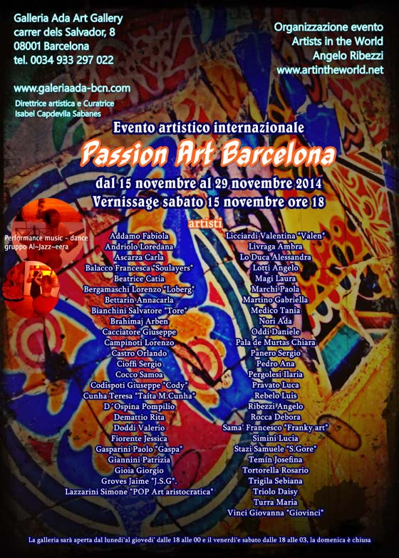 Passion Art Barcelona